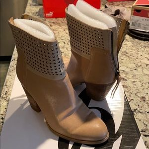 Wore once. Ankle boot. Size 6. In box.